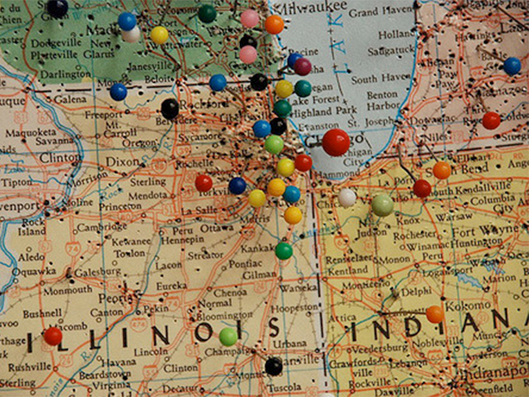 The Allure of Other Shores – Indiana, Michigan and Beyond