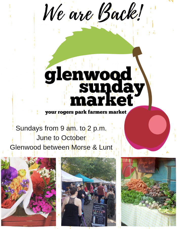 Glenwood Sunday Market 2019 opening