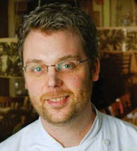 Heartland Café Chef Sean Sanders
