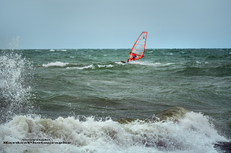 Wind Surfer – Photo courtesy of Kardas Photography - Copyright© 2018 All rights reserved