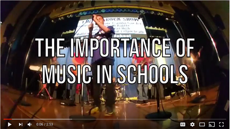 Power of music education